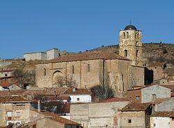 Ciria - Iglesia de Santa María la Mayor - Vista.JPG