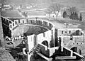 Cité - Tour crénelée et châtelet - Carcassonne - Médiathèque de l'architecture et du patrimoine - APMH00003894.jpg