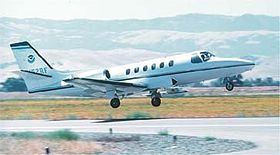 Un Cessna Citation
