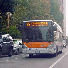 Actv wikipedia for Linea verde favaro
