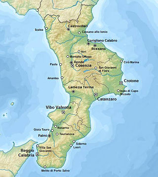 Calabria Wikiwand