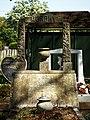 City of London Cemetery Jesse Maria Murphy gravestone monument 1.jpg