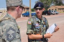ca19a1aead0 Civil Air Patrol Cadet Battle Dress Uniform