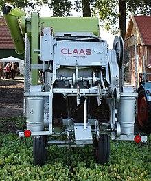 Ganz und zu Extrem Ballenpresse (Landwirtschaft) – Wikipedia &ME_81