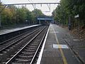 Clapton station look south.JPG