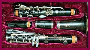 Buffet Crampon -  B♭ clarinet RC Prestige