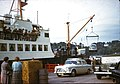 Claymore at Tobermory Pier 1961 (6986862).jpg