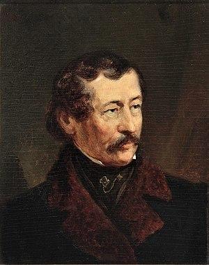 Clément-Charles Sabrevois de Bleury - Image: Clement Charles Sabrevois de Bleury