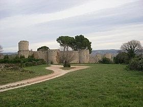Image illustrative de l'article Château des Guilhem