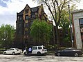 Cleveland, Central, 2018 - Plaza Apartments, Prospect Avenue Historic District, Midtown, Cleveland, OH (28326033868).jpg