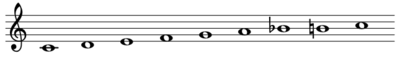 Cmajor7dominantbebopscale.png