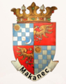 Coat of Arms family von Makanec.png