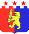 Coat of Arms of Krasnogvardeyskii district Stavropolye.png