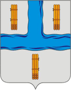 Zhizdra - Image: Coat of Arms of Zhizdra (Kaluga oblast)