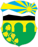 Coat of arms of Butel Municipality.svg