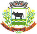 Coat of arms of Córrego Novo MG.png
