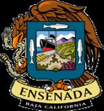 Coat of arms of Ensenada, Baja California.png