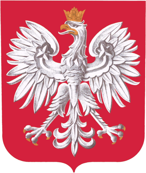 Soubor:Coat of arms of Poland-official.png