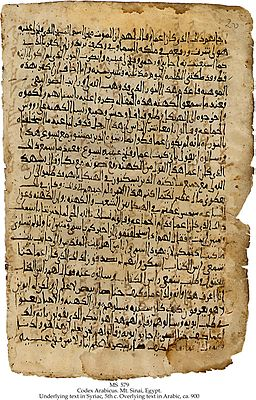 Codex Arabicus