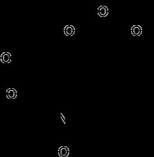 Colchicine structure