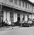 Collectie NMvWereldculturen, TM-20000921, Negatief, 'Straatgezicht in het oude stadsdeel', fotograaf Boy Lawson, 1971.jpg