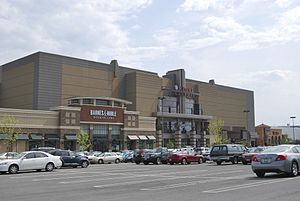 Capital District, New York - Colonie Center, the Capital District's first enclosed mall