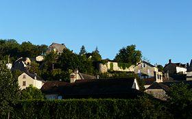 Le village de Coly