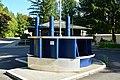 Concrete, WA - Puget Sound Energy Lower Baker visitor center - vertical shaft Francis Turbine.jpg