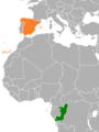Congo Spain Locator.png