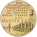 Congressional Gold Medal Montford Point Marines (reverse).jpg