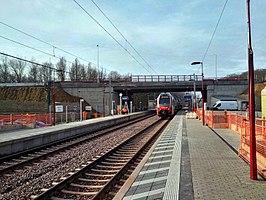 Sandweiler-Contern railway station