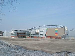EuroBasket 2003 - Image: Coop Arena