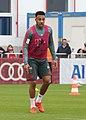 Corentin Tolisso Training 2019-04-10 FC Bayern Muenchen-3.jpg
