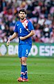 Corluka Veoran - Croatia vs. Portugal, 10th June 2013.jpg