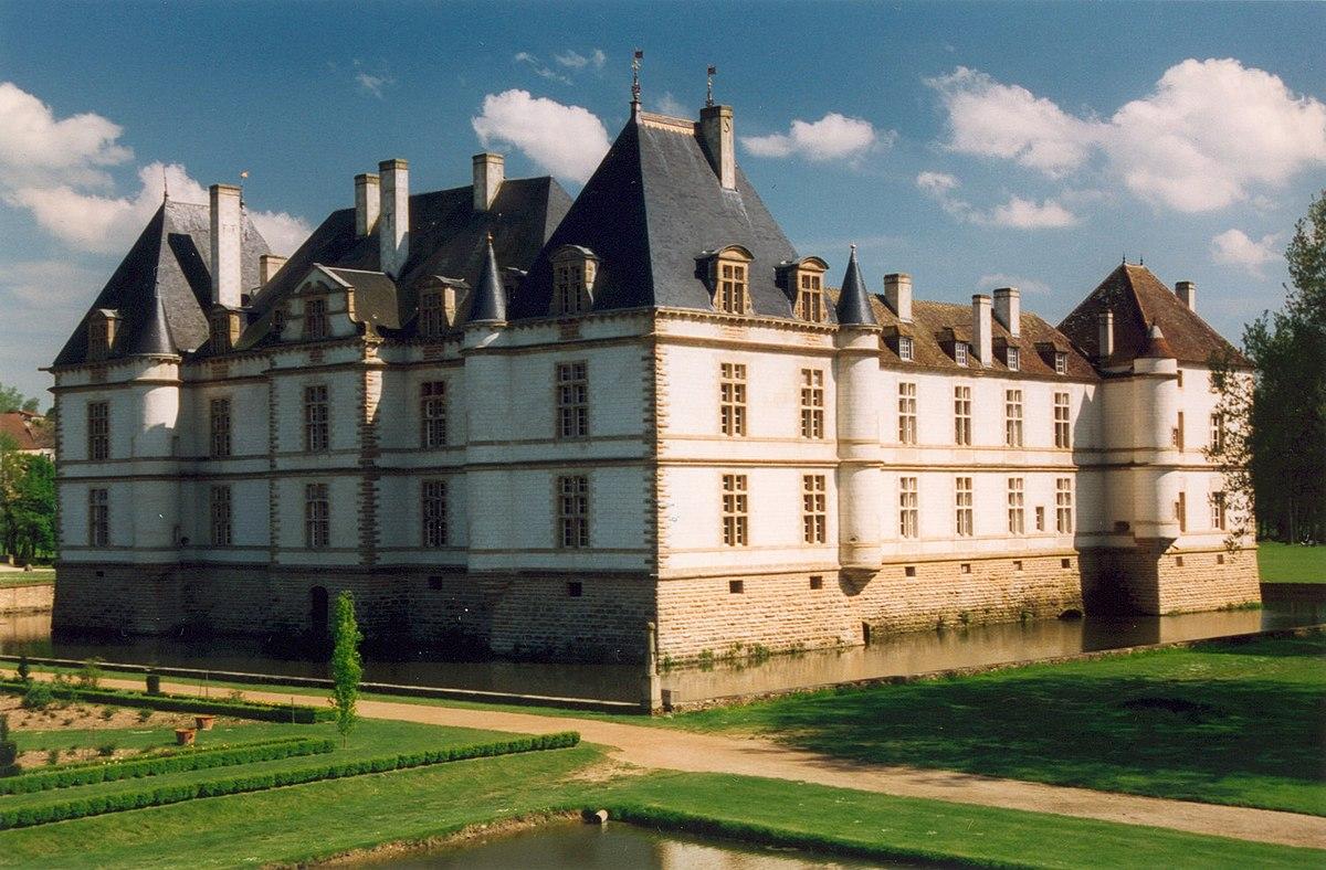 Histoire de la bourgogne wikip dia Histoire des jardins wikipedia