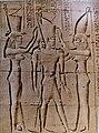 Coronación de Ptolomeo VIII (Templo de Edfu).jpg
