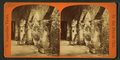 Corridor of an old spanish house, on hospital street, now occupied by Judge Robinson, from Robert N. Dennis collection of stereoscopic views.png
