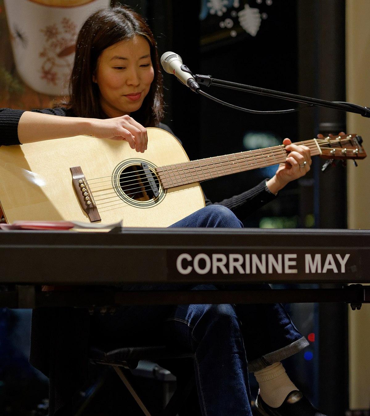 Corrinne May - Wikipedia