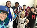 Cosplayers of Pokémon at Anime Expo 20160701.jpg