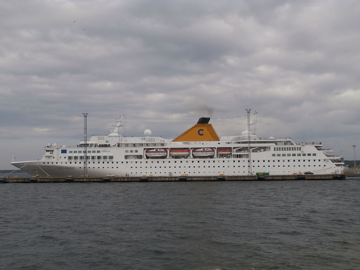 Chinese Taishan Wikipedia - Grand voyager cruise ship