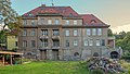Coswig Am Spitzberg 18;20 Schloss Coswig (Sachgesamtheit) Sanatoriumsgebäude V.jpg