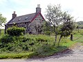 Cottage at Chealamy - geograph.org.uk - 490462.jpg