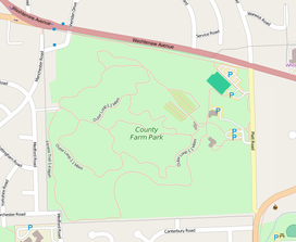 County Farm Park map.png