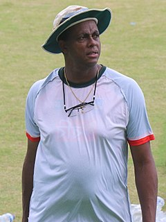 Courtney Walsh Jamaican cricketer