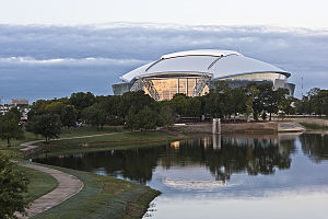 Das Cowboys Stadium (2009)
