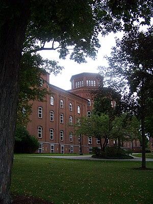 Elmira College Old Campus - Image: Cowles Hall