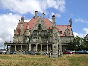 Craigdarroch Castle - Image: Craigdarroch