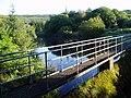 Craigshinnie Dam. - geograph.org.uk - 520366.jpg