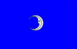 Crecente - Image: Crecente Flag