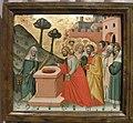 Cristoforo da bologna, storie del nuovo testamento, 01 smaritana al pozzo.JPG
